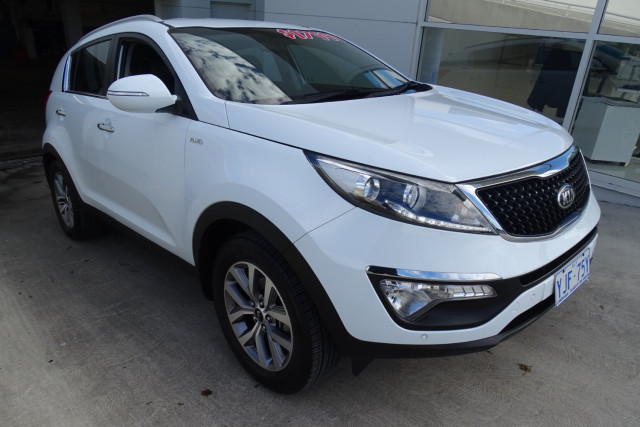 2015 Kia Sportage SLi 1 of 25
