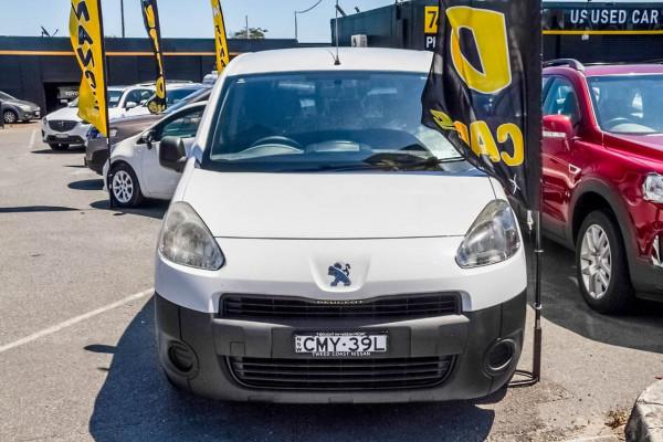 2013 Peugeot Partner B9P MY12 L1 Van Image 4