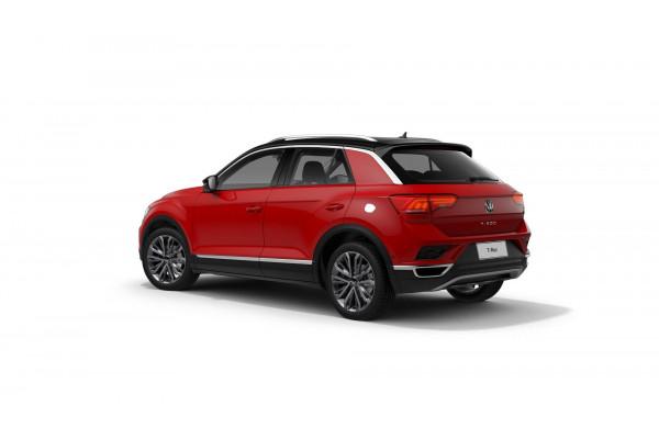 2021 Volkswagen T-Roc A1 110TSI Style Wagon Image 3