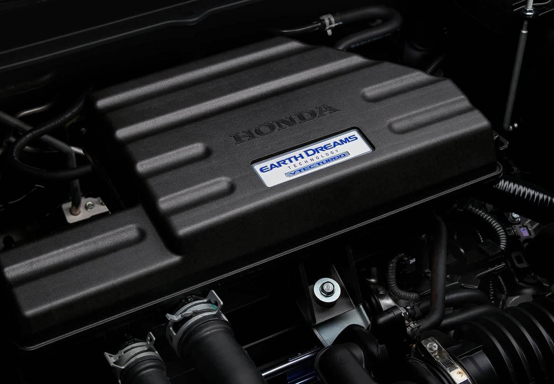 CR-V Engine