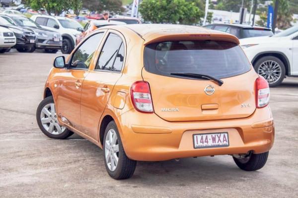 2012 Nissan Micra K13 Upgrade ST-L Hatchback Image 2