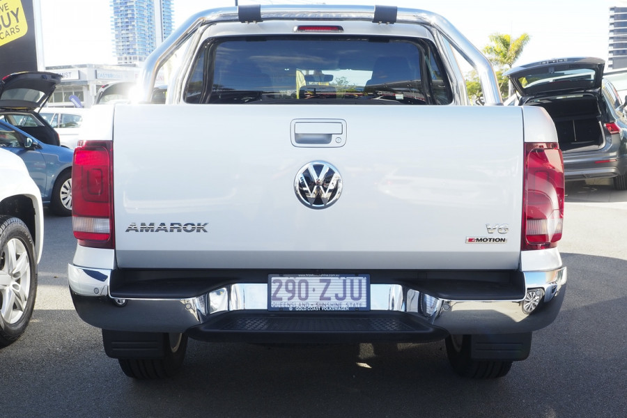 2018 MY19 Volkswagen Amarok 2H MY19 TDI550 Utility Image 17