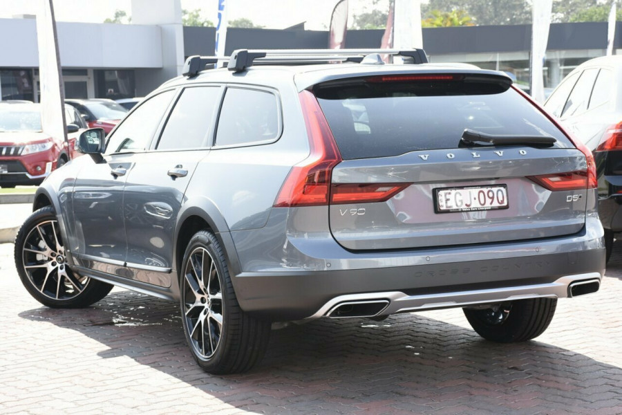 2019 MY20 Volvo V90 Cross Country D5 Suv Image 3