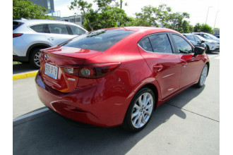 2014 Mazda 3 BM5236 SP25 SKYACTIV-MT GT Sedan Image 5