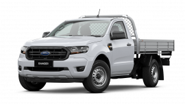 2020 MY21.25 Ford Ranger PX MkIII XL Low-Rider Single Cab Chassis Utility image 9