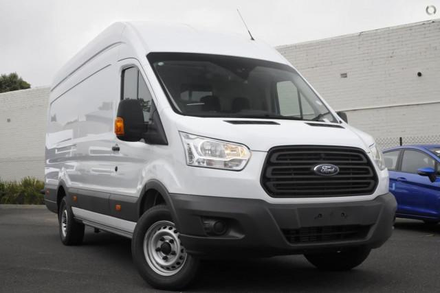 2017 MY17.75 Ford Transit VO 350E Jumbo Van SRW Van