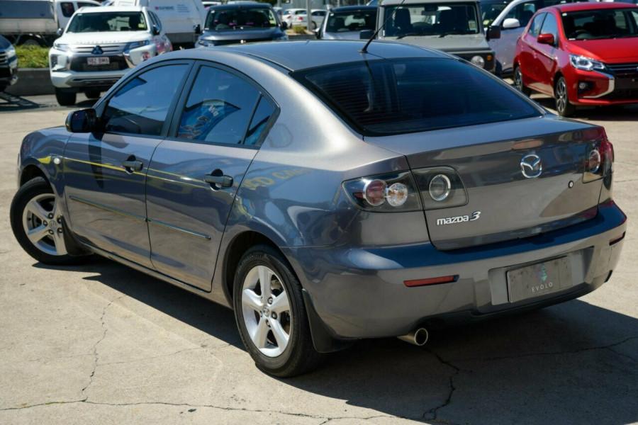 2009 MY08 Mazda 3 BK10F2 MY08 Neo Sport Hatchback