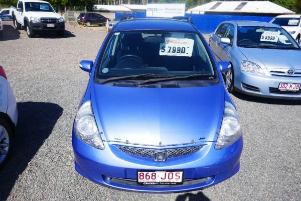 2006 Honda Jazz GD VTi Hatchback