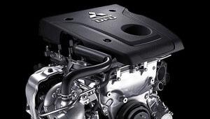 Triton 2.4 Litre MIVEC Turbo Diesel Engine