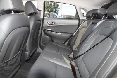 2020 Hyundai Kona OS.3 MY20 Elite Suv Image 4