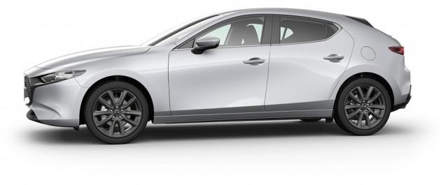 2020 Mazda 3 BP G20 Evolve Hatch Hatchback Mobile Image 22