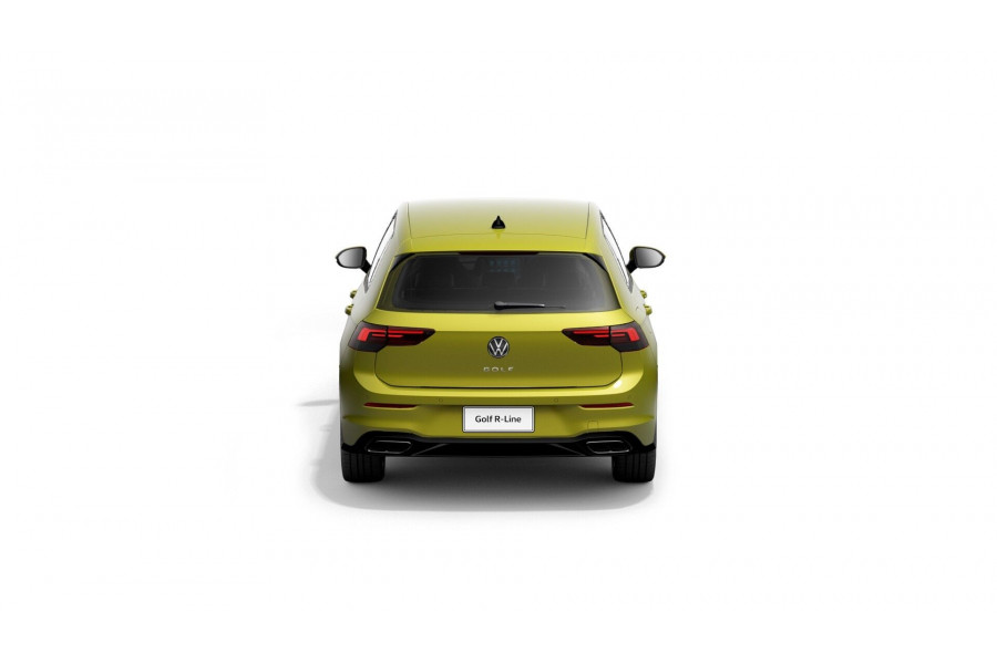 2021 Volkswagen Golf 8 110TSI R-Line Hatchback