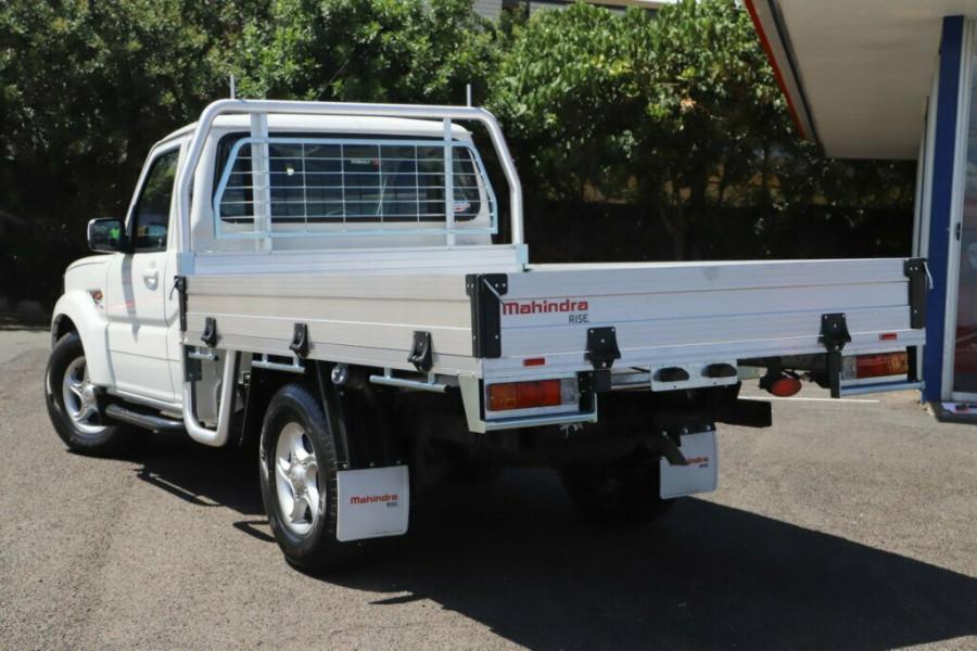 2020 Mahindra Pik-Up MY20 S10+ Cab chassis