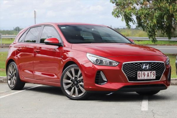 2017 Hyundai I30 PD MY18 SR Hatchback