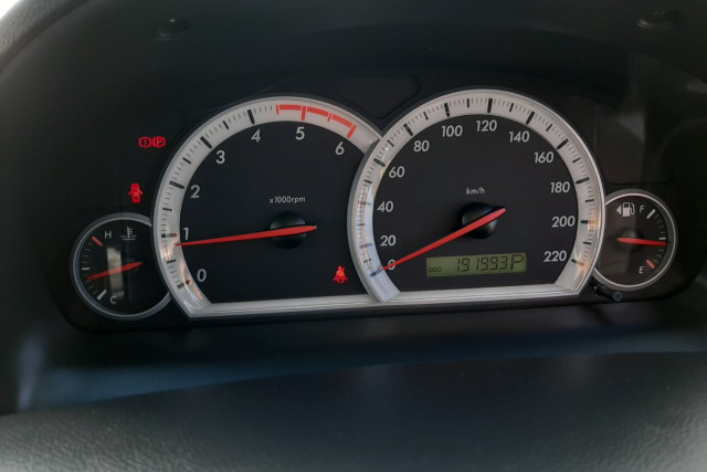 2007 Holden Captiva CG LX Suv
