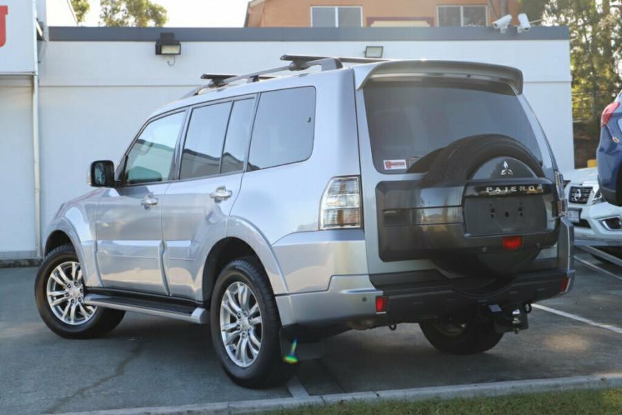 2013 MY14 Mitsubishi Pajero NW MY14 VR-X Suv