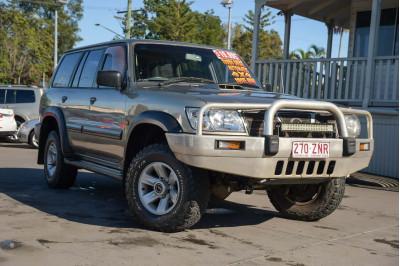2003 Nissan Patrol GU III MY03 ST Suv