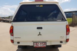 2011 Mitsubishi Triton MN  GLX Utility