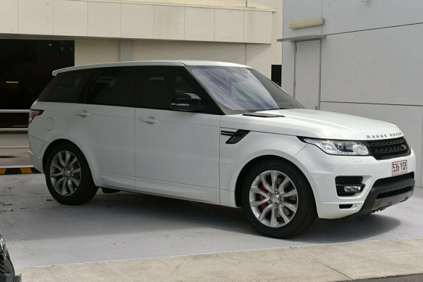 2015 MY16 Land Rover Range Rover Sport L494 16MY V8SC Suv Image 4