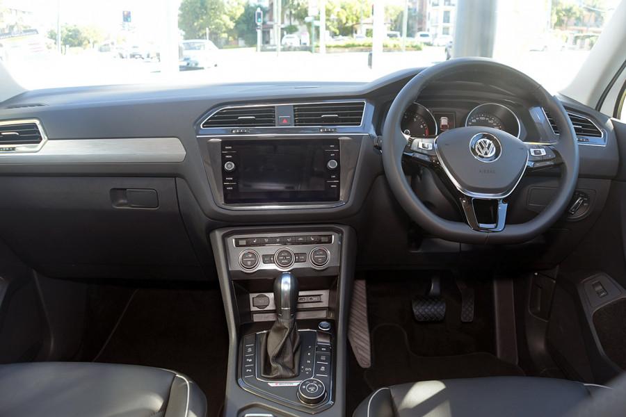 2018 MY19 Volkswagen Tiguan Allspace 5N Comfortline Wagon Mobile Image 10