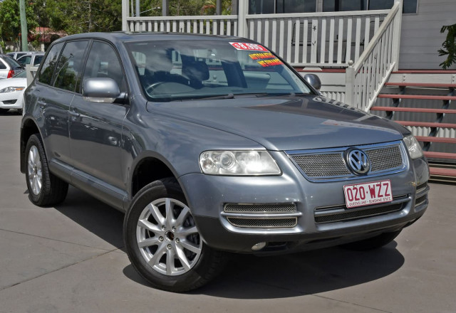2003 Volkswagen Touareg 7L Luxury Suv