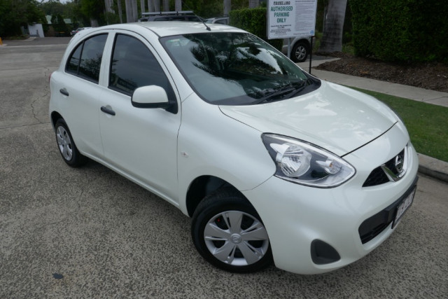2015 Nissan Micra ST