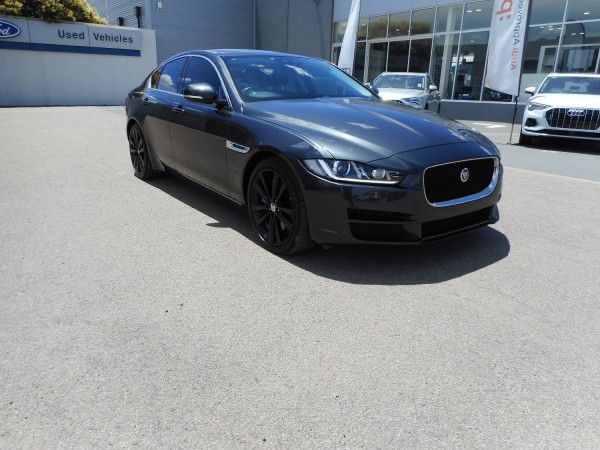 2016 MY17 Jaguar XE X760 Prestige Sedan