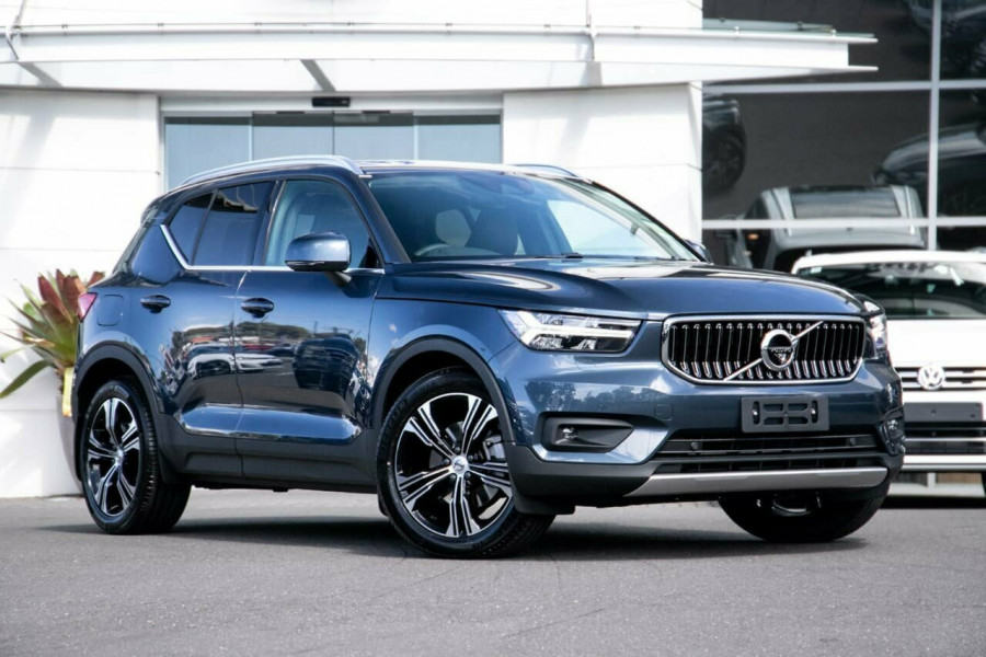 2020 MY21 Volvo XC40 XZ T4 Inscription Suv Image 1