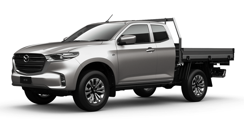 XT 4x4 Freestyle Cab Chassis
