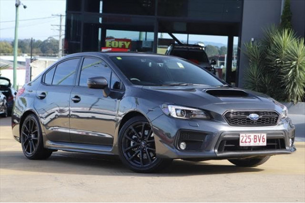 2019 MY20 Subaru WRX V1 Premium Sedan Image 4