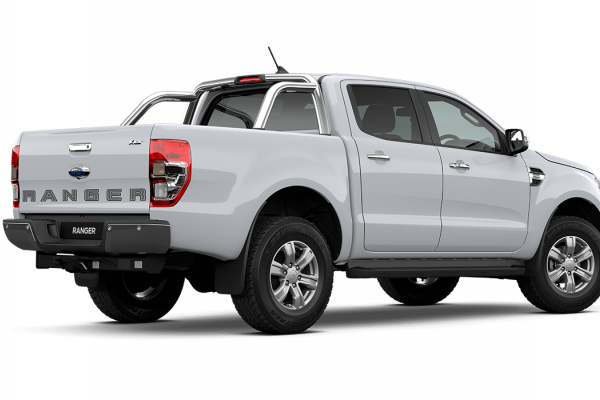 2020 MY21.25 Ford Ranger PX MkIII XLT Double Cab Cab chassis