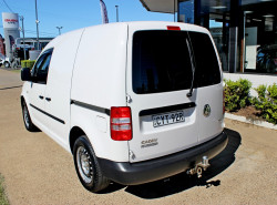 2015 MY16 Volkswagen Caddy 2KN  TSI160 TSI160 - Runner Van