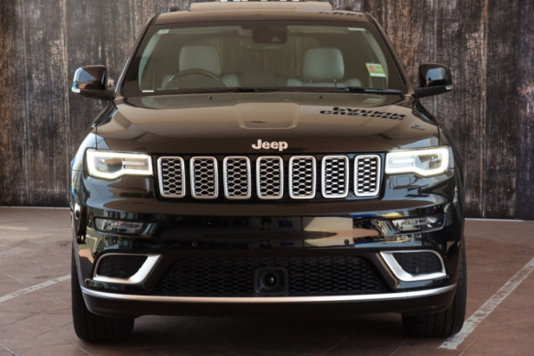 2019 Jeep Grand Cherokee WK Summit Suv Image 2