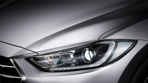 Elantra See and be seen