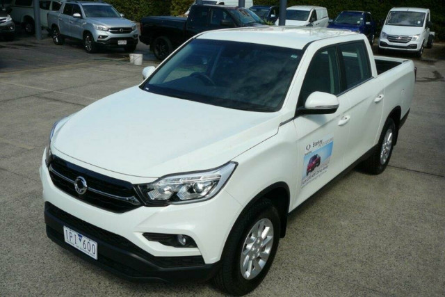 2019 SsangYong Musso XLV Ultimate Plus 3 of 20