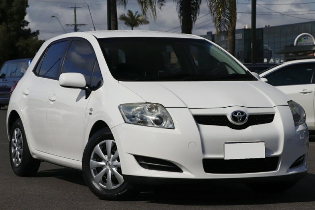 2007 Toyota Corolla ZRE152R Ascent Hatchback