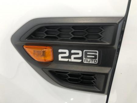 2017 Ford Ranger PX MkII Turbo XL Hi-Rider 4x2 d/c canopy