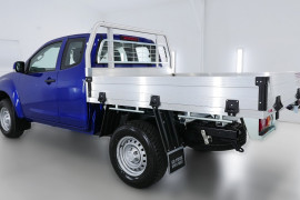 2019 Isuzu UTE D-MAX SX Space Cab Chassis 4x4 Space cab Image 4