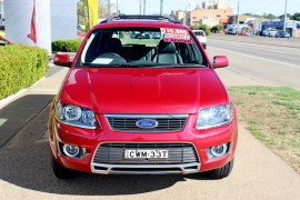 2011 Ford Territory SY MKII TS Wagon Mobile Image 3