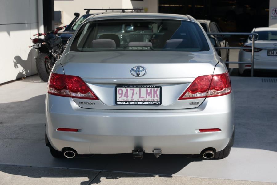 2007 Toyota Aurion GSV40R AT-X Sedan Image 4