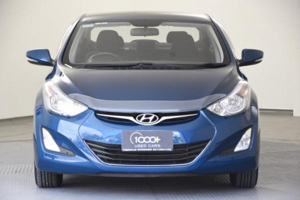2013 Hyundai Elantra MD2 Active Sedan Image 2