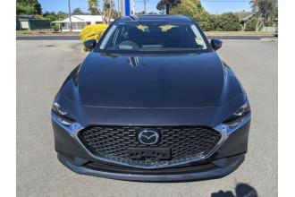 2019 Mazda Mazda3 BP G20 Evolve Sedan Sedan Image 3
