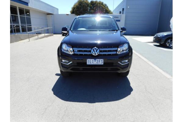 2018 MY19 Volkswagen Amarok 2H Sportline Utility Image 3