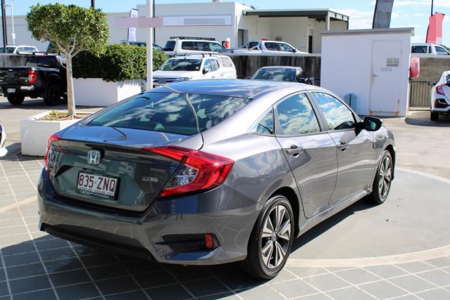 2019 Honda Civic Sedan 10th Gen VTi-L Sedan Image 4