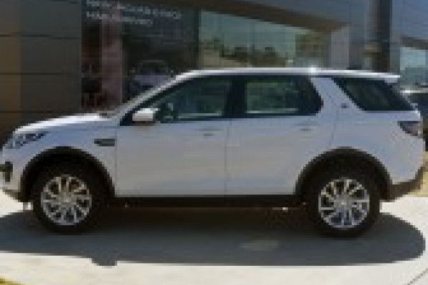 2019 Land Rover Discovery Sport L550 19MY TD4 132kW Suv Image 4