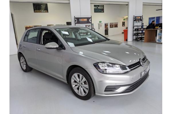 2019 MY19.5 Volkswagen Golf 7.5 MY19.5 110TSI Hatchback Image 4
