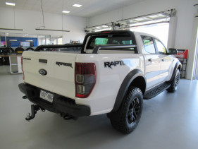 2019 Ford Ranger PX MKIII 2019.00MY RAPTOR Utility Image 5