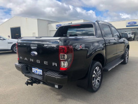 2016 Ford Ranger PX MkII 4x4 Wildtrak Double Cab Pickup 3.2L Utility - dual cab