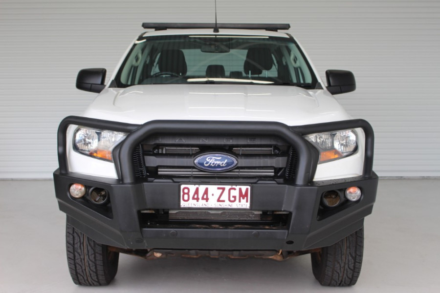 2015 Ford Ranger PX MKII XL Crew cab