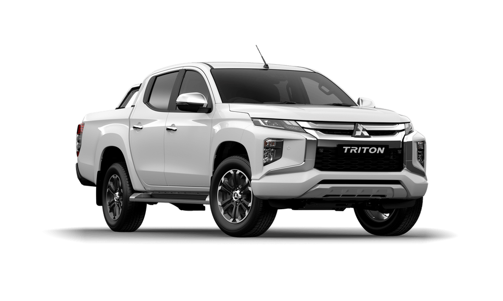 19MY TRITON GLS DOUBLE CAB - PICK UP 4WD MANUAL